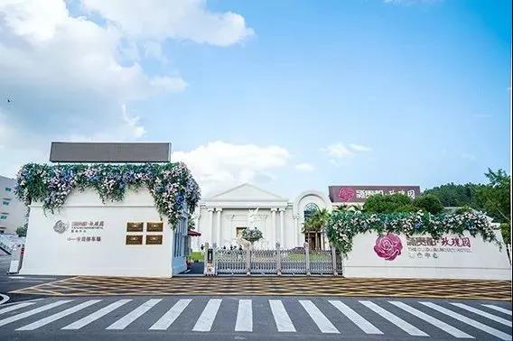 婚礼堂发布:8大主题厅,四线城市打造宴会地标  第1张
