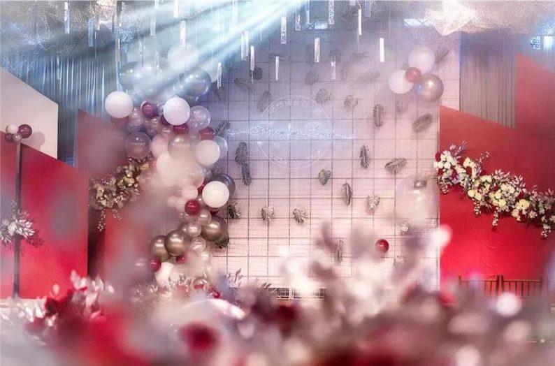 婚礼堂发布:徐丹又一力作!喜宴楼连开两店,打造百万婚礼殿堂  第26张