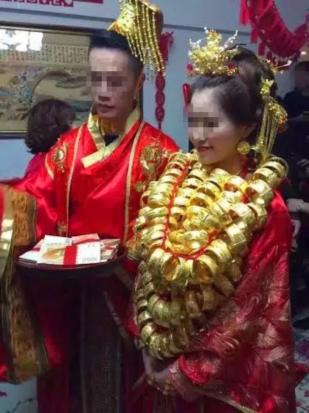每年都要上热搜!《广东结婚礼金排行榜》出炉  第8张