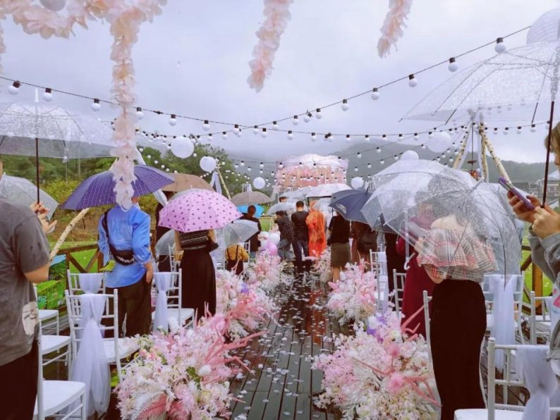 今年国庆,你攒了几场婚礼?  第10张