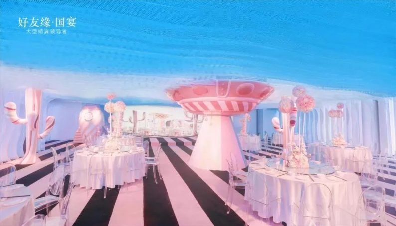 婚礼堂发布:斥资3千万、蔡上设计,南宁大型婚宴领导者  第8张
