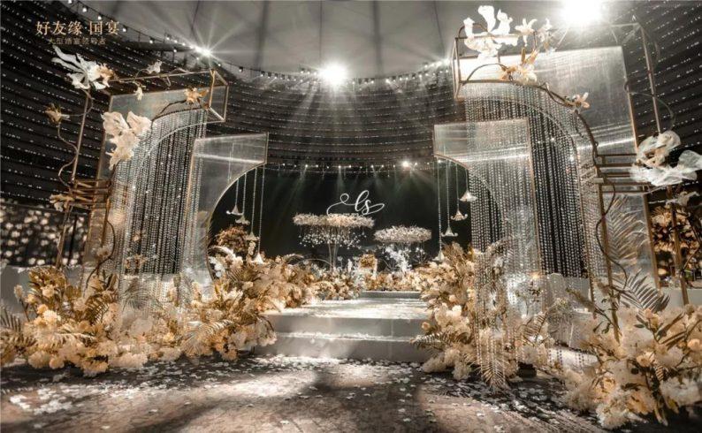 婚礼堂发布:斥资3千万、蔡上设计,南宁大型婚宴领导者  第11张