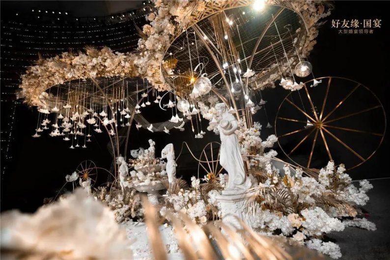 婚礼堂发布:两度携手蔡上!广西地标性餐饮宴会酒店  第15张