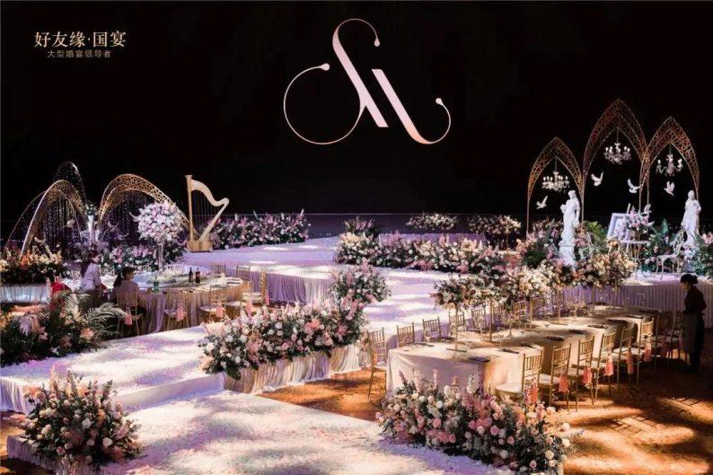 婚礼堂发布:斥资3千万、蔡上设计,南宁大型婚宴领导者  第14张