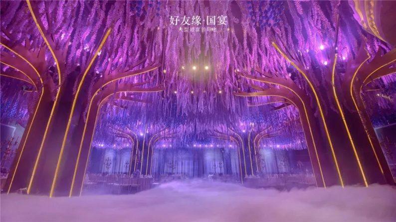 婚礼堂发布:斥资3千万、蔡上设计,南宁大型婚宴领导者  第22张