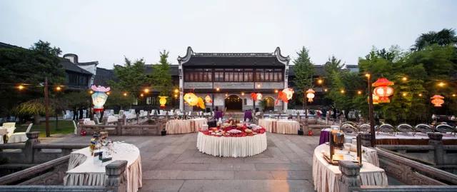乌镇:从旅游到婚礼目的地,创造N种可能!  第8张