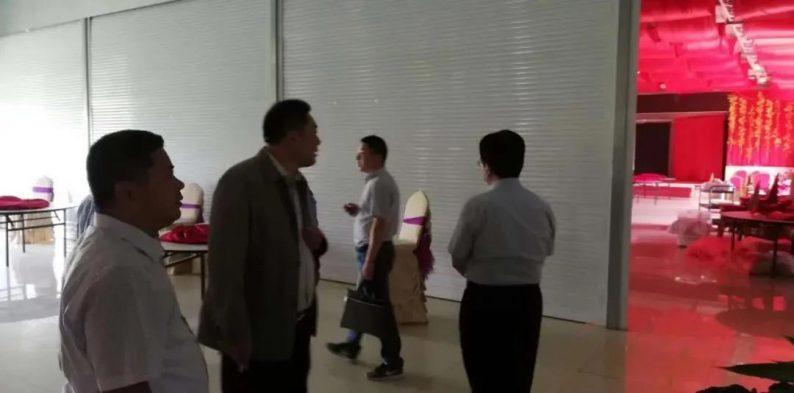 阳光宴会厅!3年90家,泰州打造农村宴席标准场所  第3张