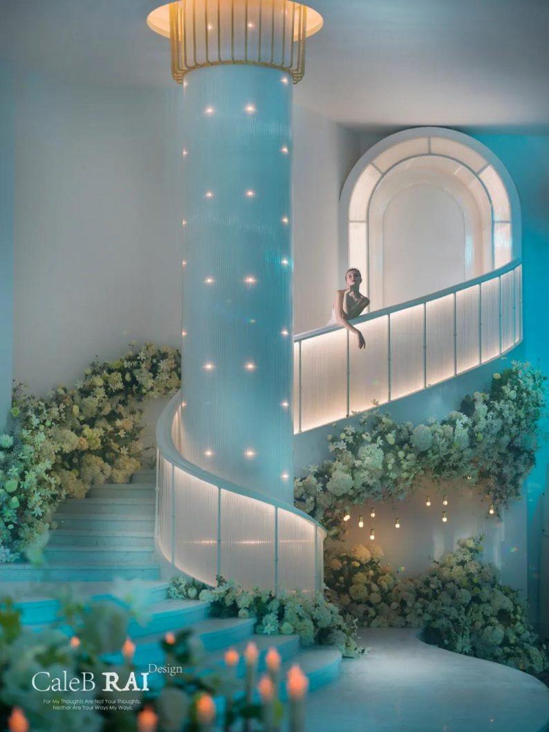 婚礼堂发布:曼格纳X赖梓愈,宝山宾馆打造美学婚礼艺术中心  第4张