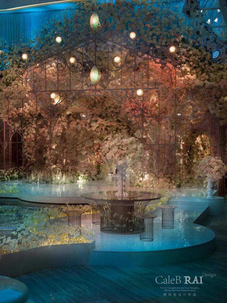 婚礼堂发布:曼格纳X赖梓愈,宝山宾馆打造美学婚礼艺术中心  第17张