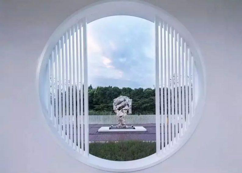 占地6000平米!白色园林建筑,举办婚礼的IP圣地  第21张