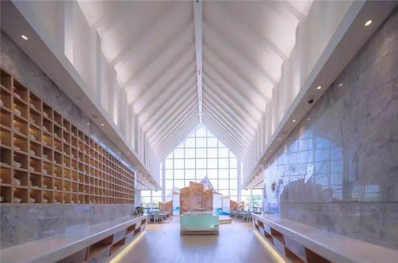 占地6000平米!白色园林建筑,举办婚礼的IP圣地  第25张
