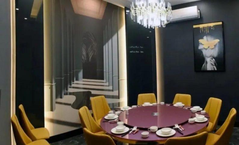 婚礼堂发布:3大主题宴会厅!七七喜堂打造全新婚礼概念基地  第24张