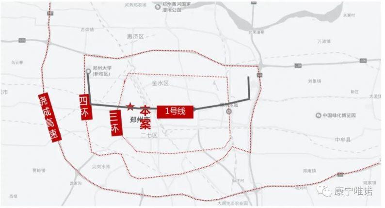 总面积超1万平米!康宁唯诺打造郑州幸福文化地标  第2张