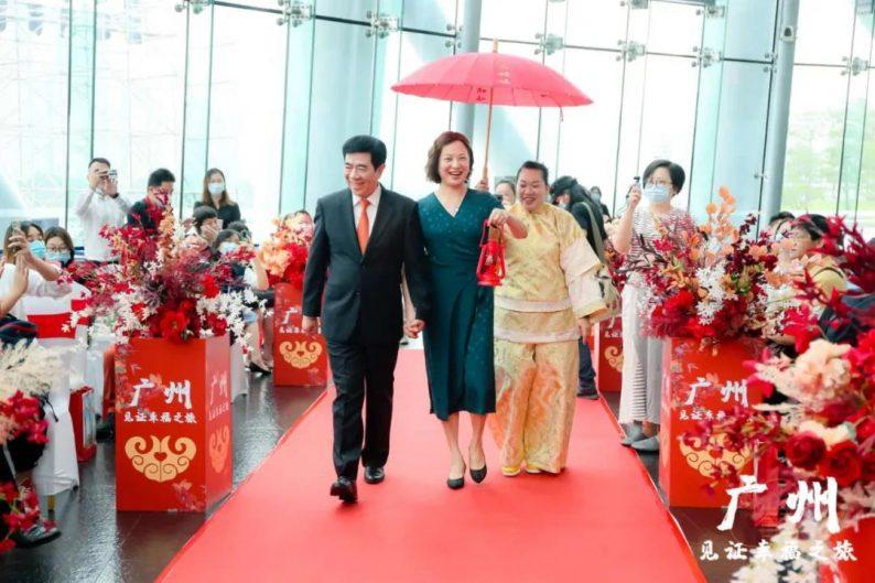 解锁婚庆旅游新业态!6条婚庆主题线路,带你玩转广州  第5张
