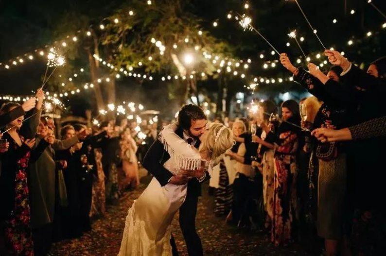 调查结果:婚礼越贵,离婚越快?