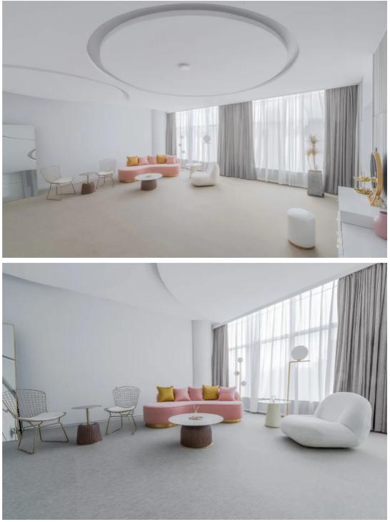 """婚礼堂发布:西安首个婚礼艺术空间""""澄"""",即将亮相!  第15张"""
