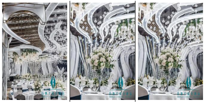 婚礼堂改造大潮,在餐饮业兴起!  第4张