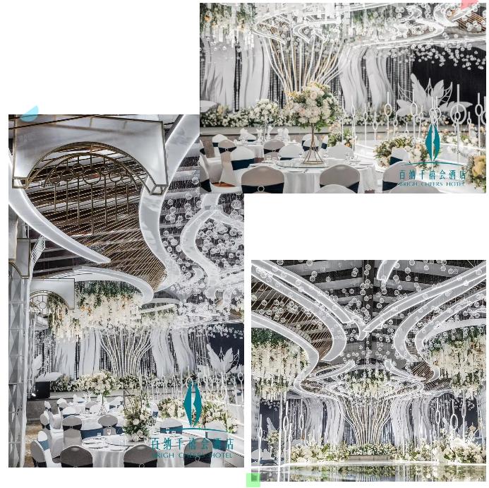 婚礼堂改造大潮,在餐饮业兴起!  第5张