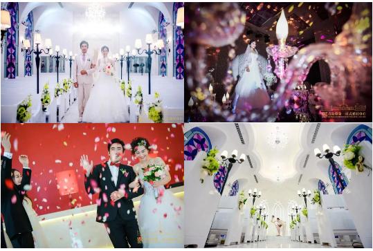 婚礼堂发布:4800平、5大主题厅,青岛印象酒店全面升级!  第2张