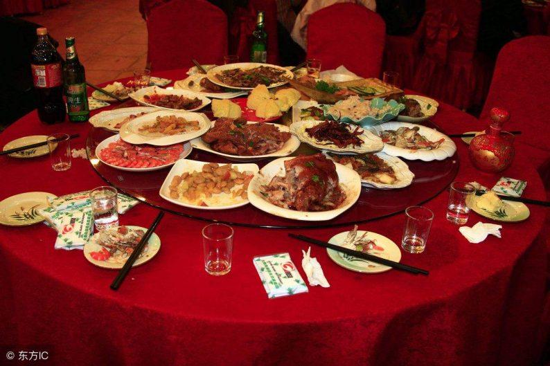 北京日报批婚宴浪费,宴会套餐规模将迎巨变  第3张