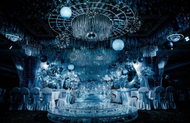 婚礼堂发布:10大宴会厅,铜川首家千万级豪华婚礼堂  第3张