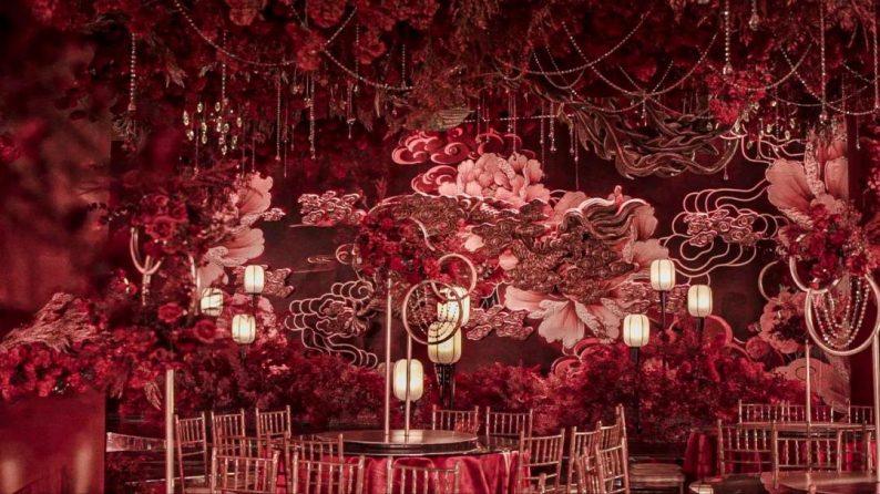 婚礼堂发布:10大宴会厅,铜川首家千万级豪华婚礼堂  第4张