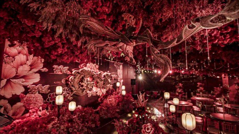 婚礼堂发布:10大宴会厅,铜川首家千万级豪华婚礼堂  第5张