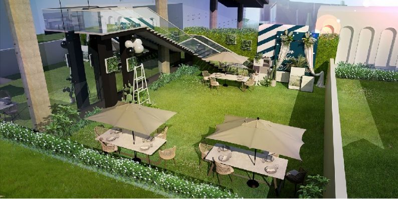 婚礼堂发布:3.2万平米!武汉首家一站式婚宴中心  第4张