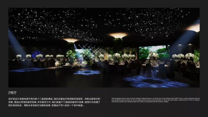 婚礼堂发布:3.2万平米!武汉首家一站式婚宴中心  第8张