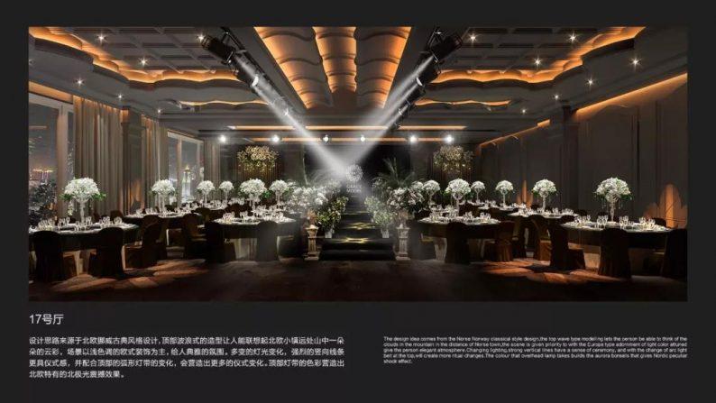 婚礼堂发布:3.2万平米!武汉首家一站式婚宴中心  第9张