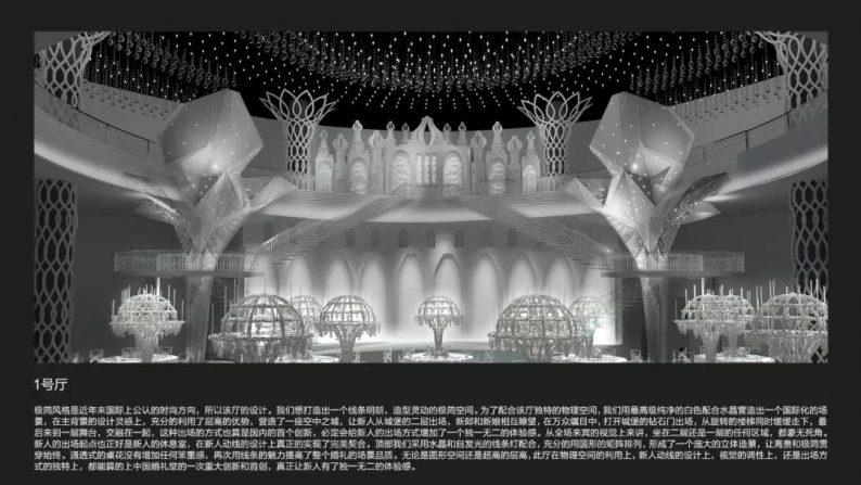 婚礼堂发布:3.2万平米!武汉首家一站式婚宴中心  第10张