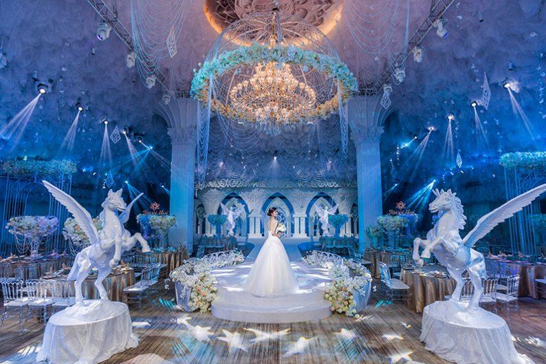婚礼堂发布:6000㎡斥资百万,打造4大婚宴厅+园林婚礼  第3张
