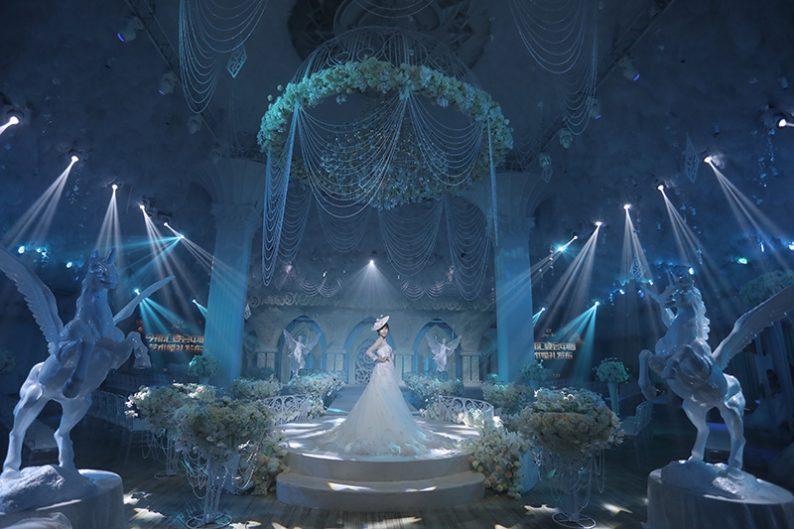 婚礼堂发布:6000㎡斥资百万,打造4大婚宴厅+园林婚礼  第4张