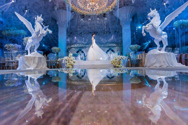 婚礼堂发布:6000㎡斥资百万,打造4大婚宴厅+园林婚礼  第5张