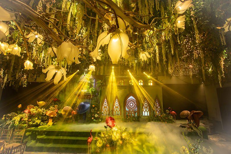 婚礼堂发布:6000㎡斥资百万,打造4大婚宴厅+园林婚礼  第7张
