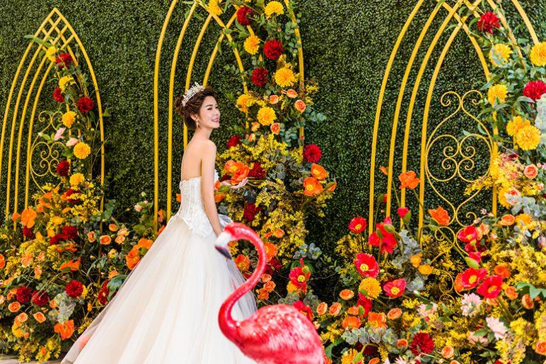 婚礼堂发布:6000㎡斥资百万,打造4大婚宴厅+园林婚礼  第8张