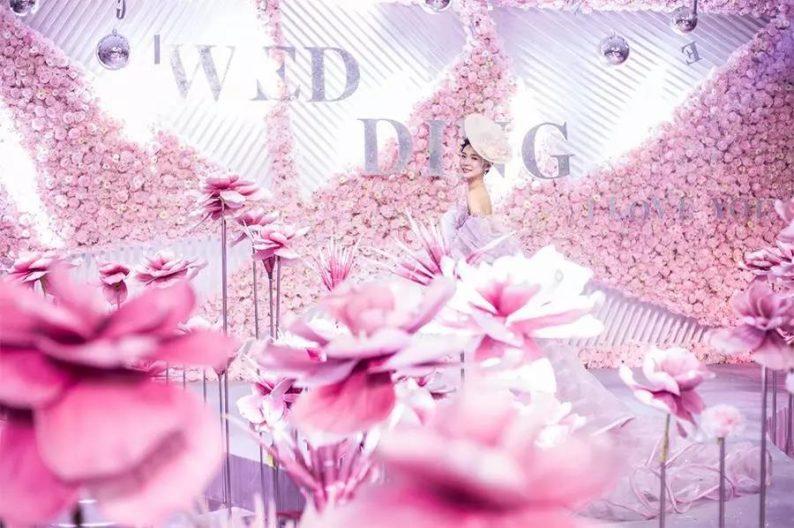 婚礼堂发布:6000㎡斥资百万,打造4大婚宴厅+园林婚礼  第10张