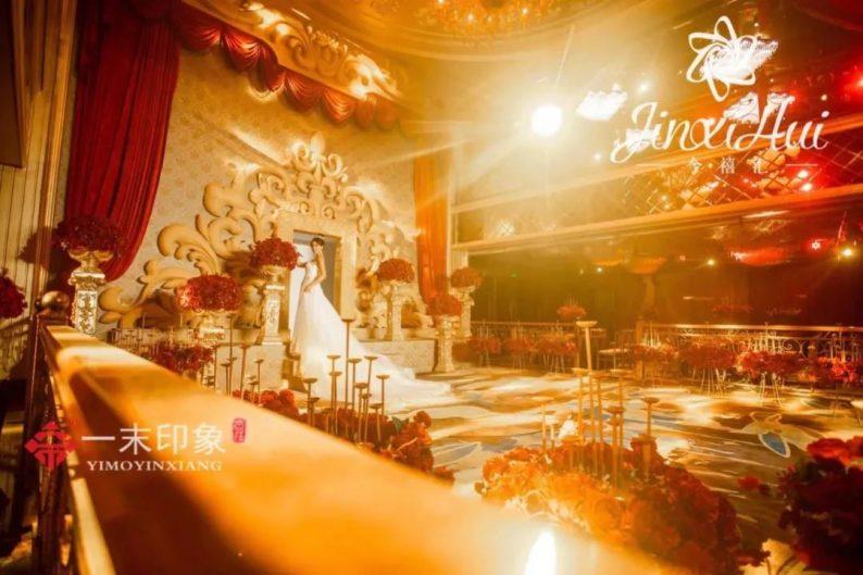 婚礼堂发布:6000㎡斥资百万,打造4大婚宴厅+园林婚礼  第13张