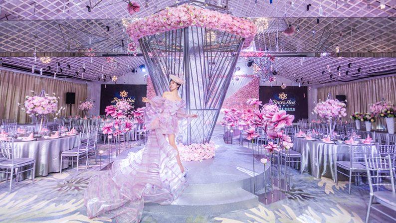 婚礼堂发布:6000㎡斥资百万,打造4大婚宴厅+园林婚礼  第11张