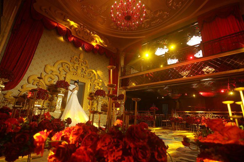 婚礼堂发布:6000㎡斥资百万,打造4大婚宴厅+园林婚礼  第14张
