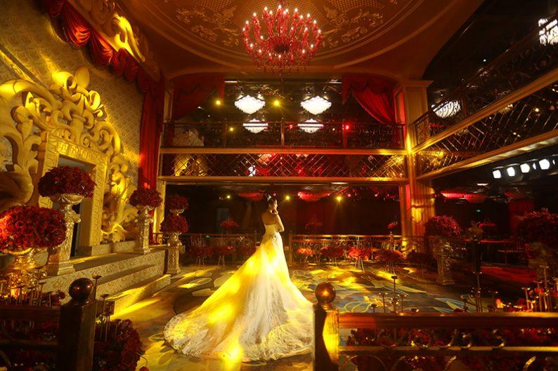 婚礼堂发布:6000㎡斥资百万,打造4大婚宴厅+园林婚礼  第15张
