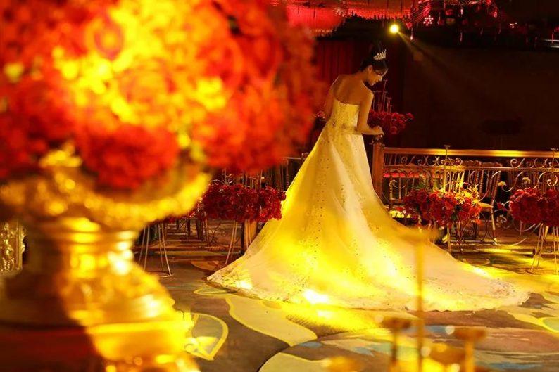 婚礼堂发布:6000㎡斥资百万,打造4大婚宴厅+园林婚礼  第16张