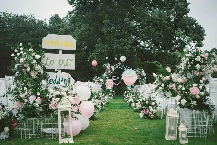 婚礼堂发布:6000㎡斥资百万,打造4大婚宴厅+园林婚礼  第17张