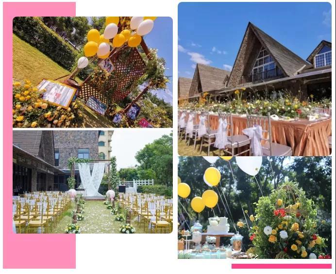 婚礼堂发布:6000㎡斥资百万,打造4大婚宴厅+园林婚礼  第18张