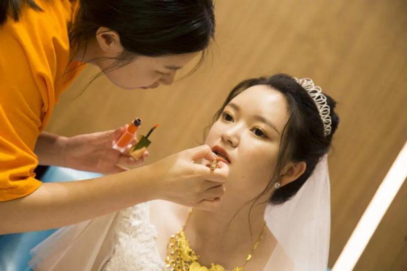 婚礼堂发布:6000㎡斥资百万,打造4大婚宴厅+园林婚礼  第20张