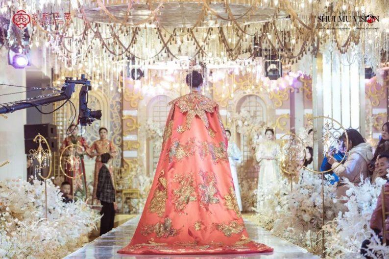 婚礼堂发布:十年之路、重装开业,4大主题新厅发布  第4张