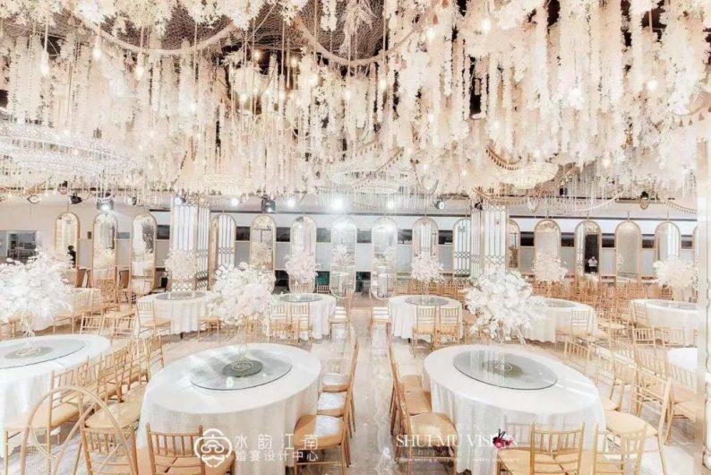 婚礼堂发布:十年之路、重装开业,4大主题新厅发布  第6张