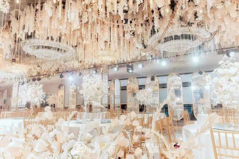 婚礼堂发布:十年之路、重装开业,4大主题新厅发布  第1张