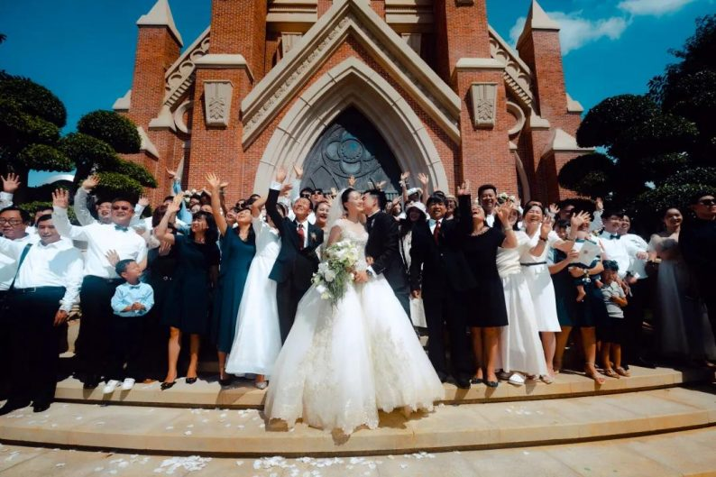 婚礼堂发布:9大独立殿堂!海花岛婚礼庄园迎来首场婚礼  第5张