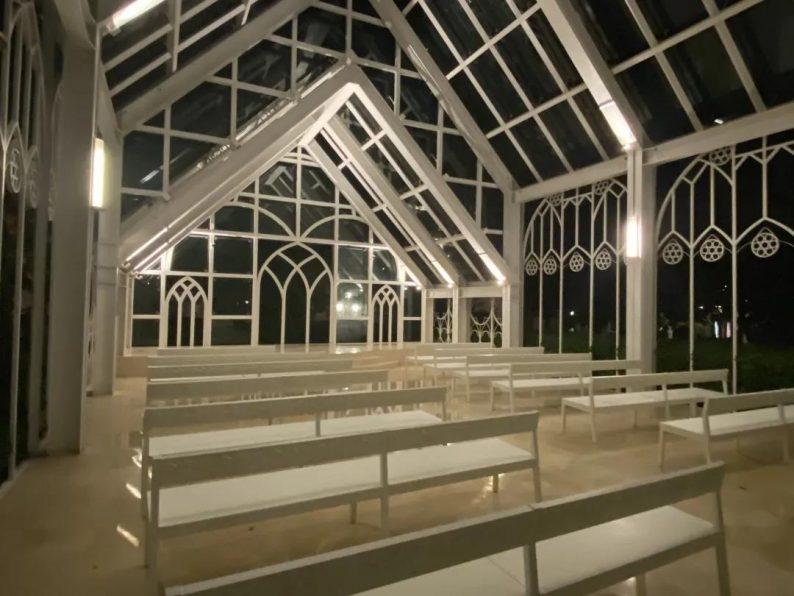 婚礼堂发布:9大独立殿堂!海花岛婚礼庄园迎来首场婚礼  第8张